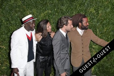 michael k.-williams in Chanel's Tribeca Film Festival Artists Dinner