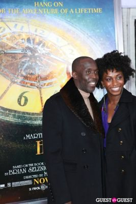 michael k.-williams in Martin Scorcese Premiere of