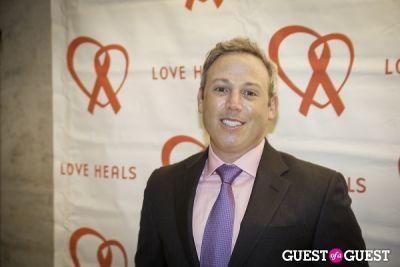 michael lorber in Love Heals Gala 2014