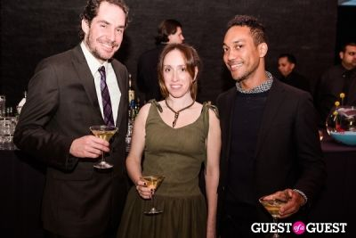 michael maxwell in NYFA Hall of Fame Benefit Young Patrons After Party