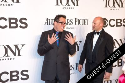 michael mayer in The Tony Awards 2014