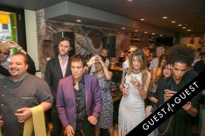 michael mcelroy in Serafina Harlem Opening