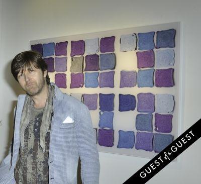 michael moebius in Mouche Gallery Presents the Opening of Artist Clara Hallencreutz's Exhibit
