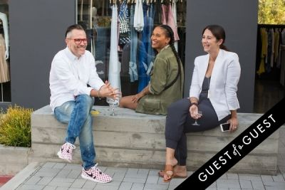joy bryant in Joy Bryant Launches Basic Terrain at CURVE