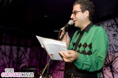 michael musto in L Magazine Nightlife Awards