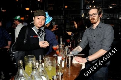 michael powers in Barenjager's 5th Annual Bartender Competition