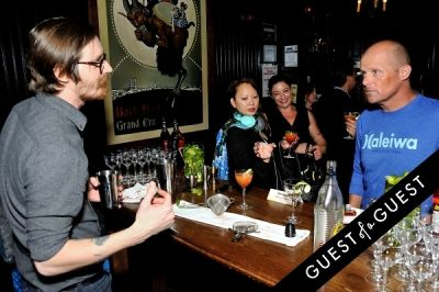 jack egan in Barenjager's 5th Annual Bartender Competition