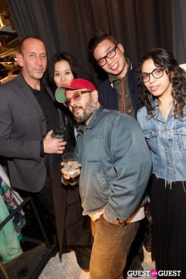 michael pozner in Scotch & Soda Launch Party