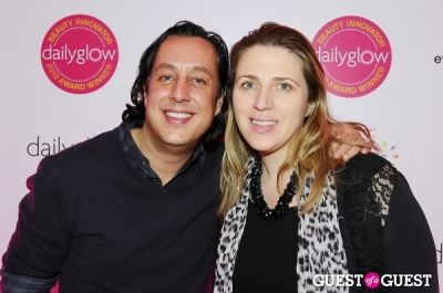 carolina waxler in Daily Glow presents Beauty Night Out: Celebrating the Beauty Innovators of 2012
