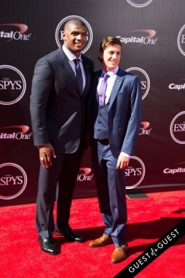 vito cammisano in The 2014 ESPYS at the Nokia Theatre L.A. LIVE - Red Carpet