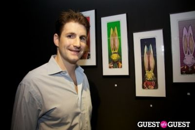 michael scharf in Patrick McMullan Opening Reception for Sanctuary Hotel