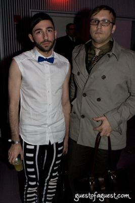 michael scott-hertzberg in Life Ball NY Preview Party
