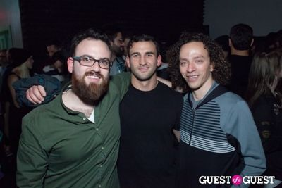 jordan silverberg in An Evening with The Glitch Mob at Sonos Studio