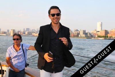 michael tommasiello in Chef Morimoto Hosts Sunset Yacht Cruise