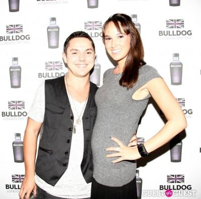 jane grossman in Bulldog Gin FNO After-Party