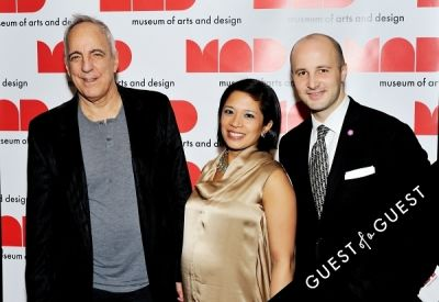 michael weinstein in The Museum of Arts and Design's MAD Ball 2014