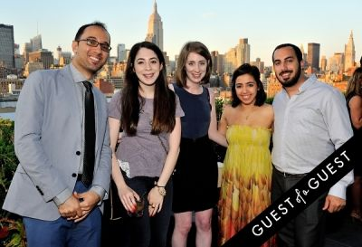 amy parks in Children of Armenia Fund 4th Annual Summer Soiree