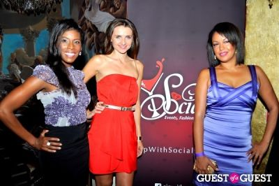 eve monica in Sip with Socialites @ Sax