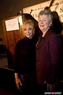 marilyn collins in Heart and Soul 2011 Gala Auction