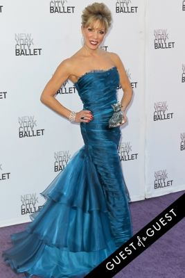 michele riggi in NYC Ballet Fall Gala 2014