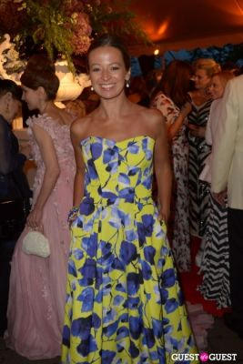 michele smith in The New York Botanical Gardens Conservatory Ball 2013