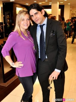jorge caceres in Geek 2 Chic Fashion Show At Bloomingdale's