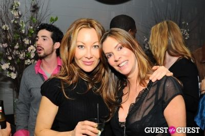 michelle bergeron in STK New York Midtown VIP Opening