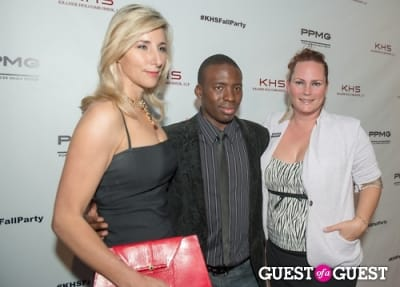 carlos j.-ramsey in Kramer Holcomb Sheik, LLP. 2nd Annual Fall Party Benefiting the Susan G Komen Foundation and the Exceptional Children's Foundation