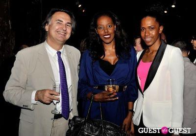 michelle e.-reid in Gotham PR Celebrates 10th Anniversary in NY