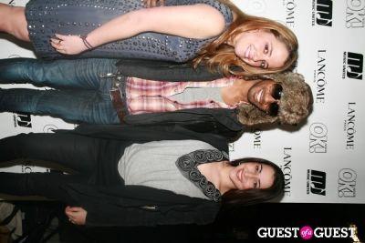 eric west in OK! & Music Unites present Melanie Fiona at the Cooper Square Hotel Penthouse