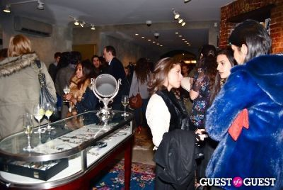natalie zfat in Ashley Turen's Holiday Fashion Fete