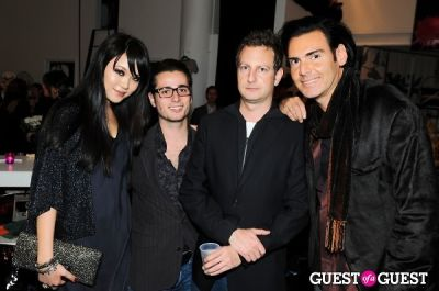 ian gerard in Dots Styles & Beats Launch Party