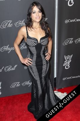 michelle rodriguez in Angel Ball 2014