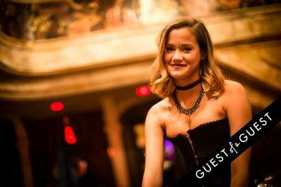 michelle santiago in Journelle Kicks off NYFW at The Box