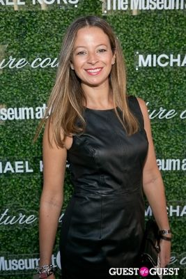 michelle smith in Michael Kors 2013 Couture Council Awards