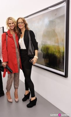 michelle tillou in Kim Keever opening at Charles Bank Gallery