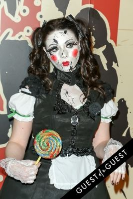 michelle trachtenberg in Heidi Klum's 15th Annual Halloween Party