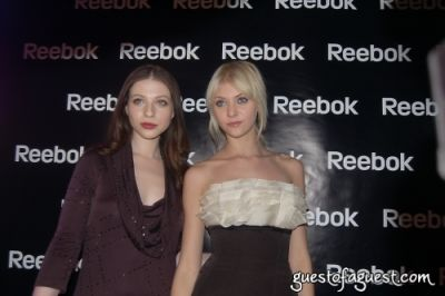 michelle trachtenberg in Reebok Flash Opening