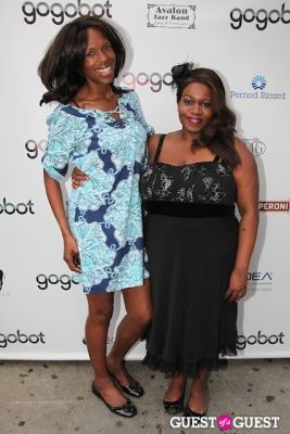 michelle mitchell in Gogobot's A Taste of St. Tropez + Nuit Blanche at Beaumarchais