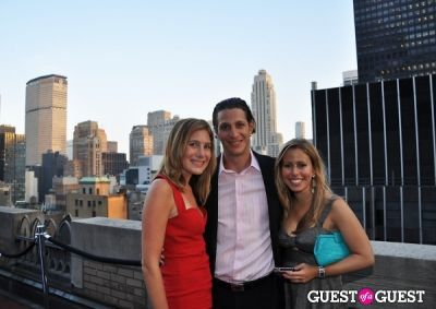 michelle waranch in AFTAM Young Patron's Rooftop SOIREE