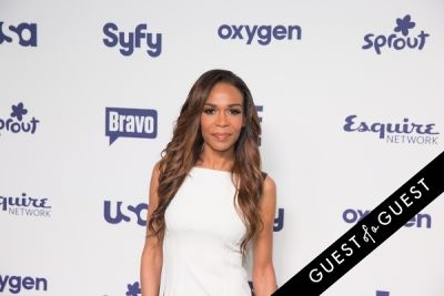 michelle williams in NBCUniversal Cable Entertainment Upfront