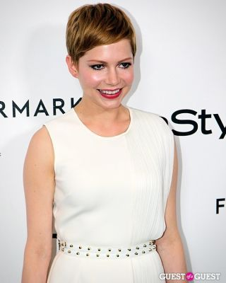 michelle williams in Forevermark and InStyle