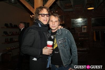 shepard fairey in Mick Rock Book Release