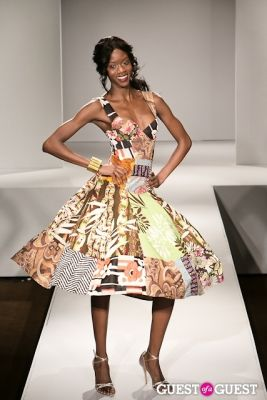 mickaline thomas-model in Validas and Seven Bar Foundation Partner to Launch Vera
