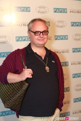 mickey boardman in PAPER's 13th Annual Beautiful People Party