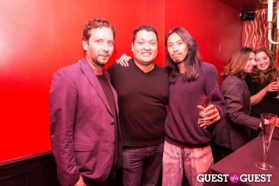 preston chaunsumlit in H&M and Vogue Between the Shows Party