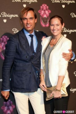 fiona ferrer in Dom Perignon & Jeff Koons Launch Party
