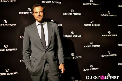 miguel fabregas in Roger Dubuis Launches La Monégasque Collection - Monaco Gambling Night