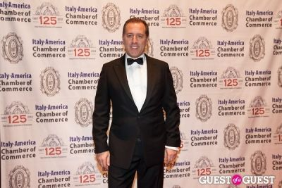 miguel martinez in Italy America CC 125th Anniversary Gala