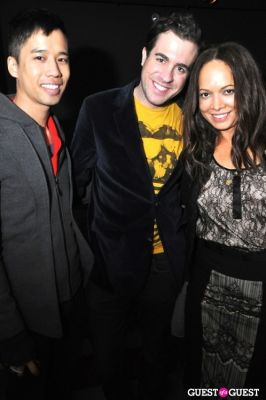 kristian laliberte in Jeremy Scott after party 2010